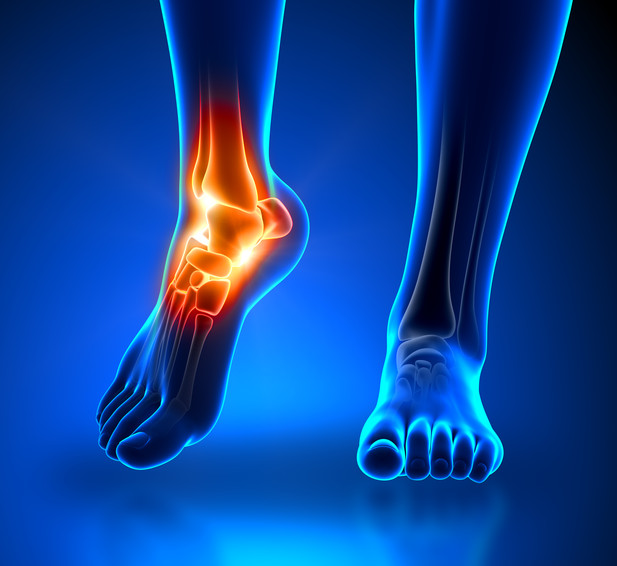 Ankle Pain Education