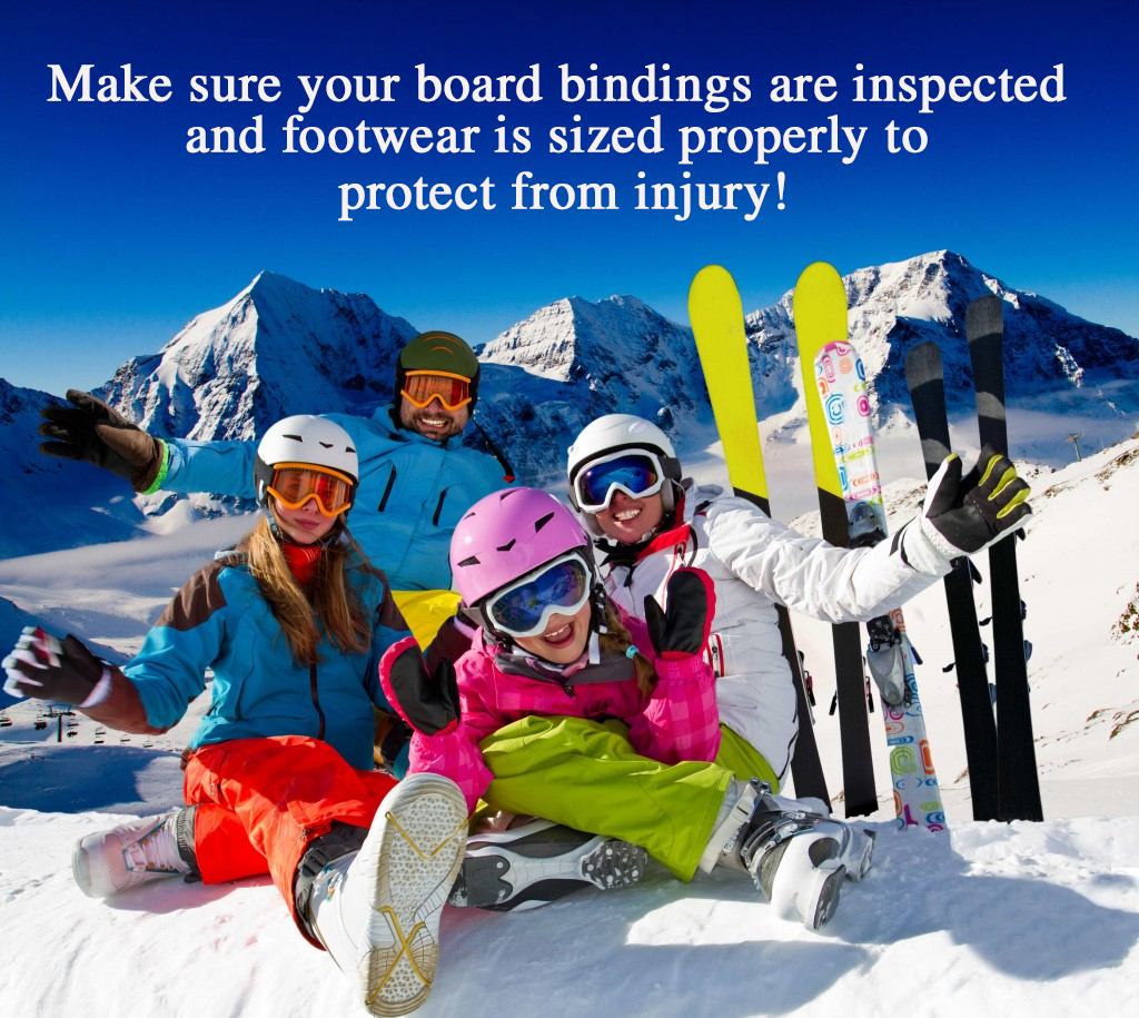 Avoiding Winter Sports Injuries